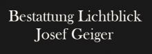 Bestattung Lichtblick - Josef Geiger Logo